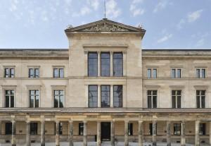 06_Neues Museum_Ostseite_Eingang_Achim Kleuker