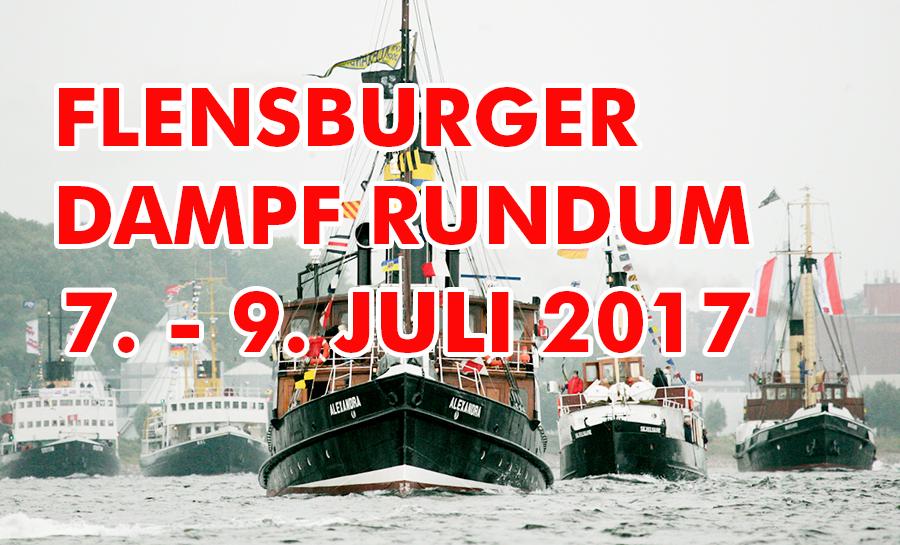 "Flensburg: ""Alexandra"" wieder unter Dampf | Industrie-Kultur"