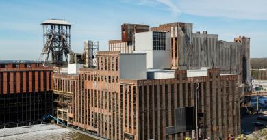 TRIAGE – Ausstellung über Kohlenwäschen in Gent