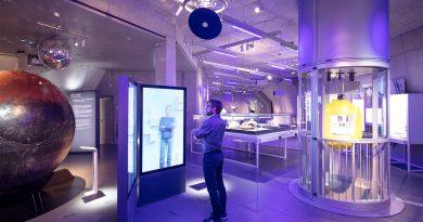 Das Zukunftsmuseum in Nürnberg öffnet